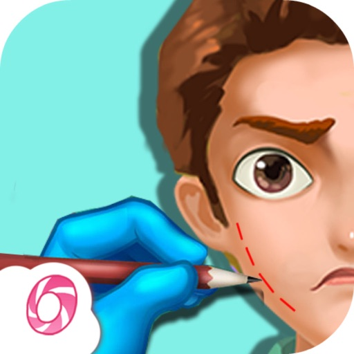 Fashion Boy's Nose Doctor-Magic Tour iOS App