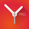 顔時計 Pro - アナログ時計スタンド
