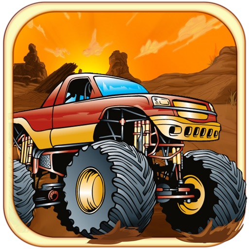 Offroad Monster Truck Rush - Speed Mission iOS App