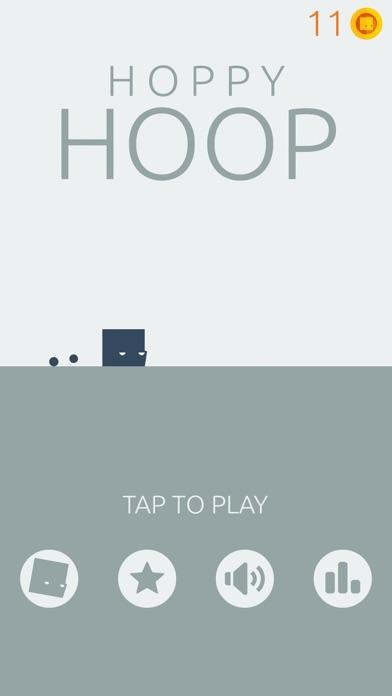 Hoppy Hoop Screenshot