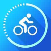 VeloPal - GPS l'ordinateur de bord pour vélo, Journal de cyclisme, Cyclistes, Pistage d'entraînement, Compteur de calories