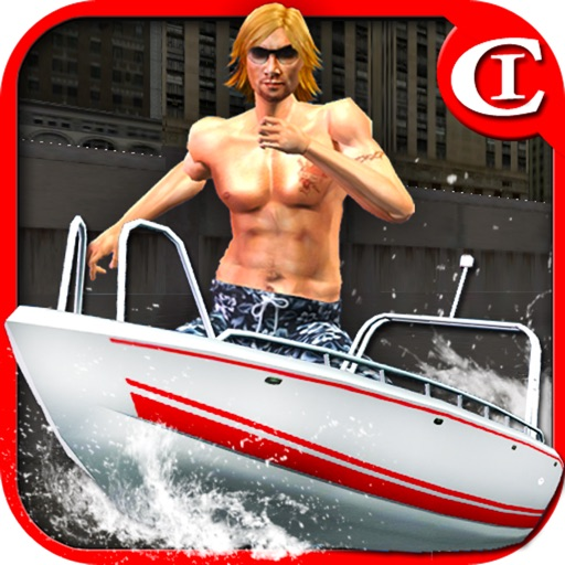 Crazy Boat Parking King 3D HD PLUS iOS App