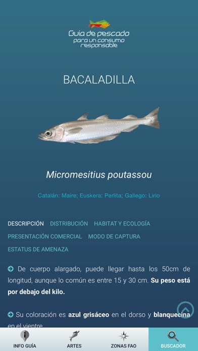 download Guía de Pescado WWF España apps 2