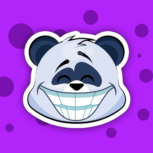 Panda - Sticker Pack iOS App