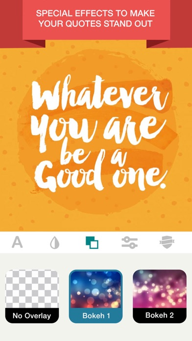 Picture Quote Maker Beauteous Quote Maker Quote Creator  App  App Store