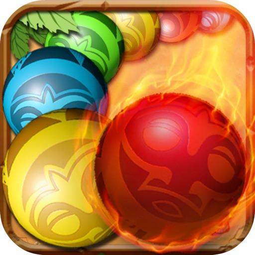 Marble Ball Shoot Mania iOS App