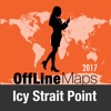 Icy Strait Point 離線地圖和旅行指南