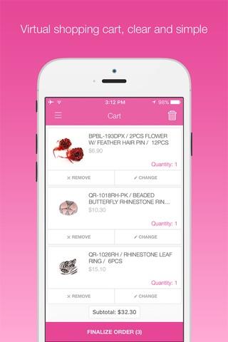Wholesale Fashion Inc screenshot 4