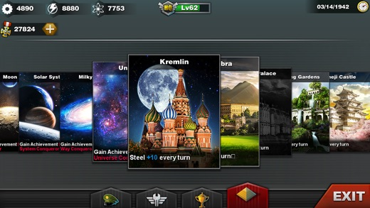 World Conqueror 3 Screenshots