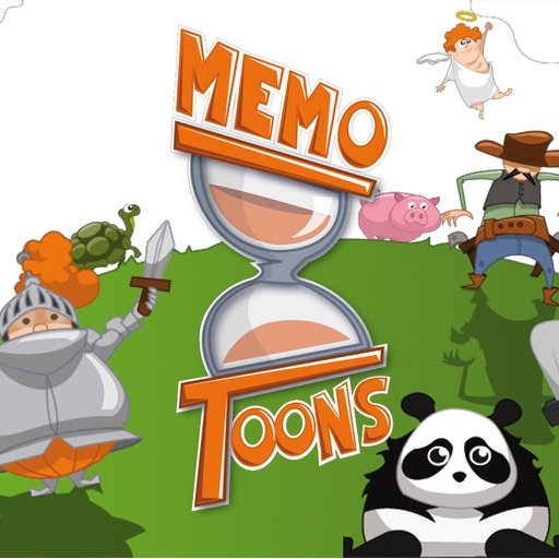 MEMO TOONS - Remember Pictures iOS App