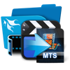 AnyMP4 MTS Converter app for iPhone/iPad