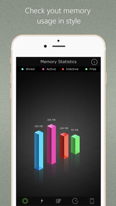 Screenshot #9 for Battery Max - With System Monitor Add-on