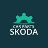 Skoda Parts - ETK, OEM, Articles of spare parts
