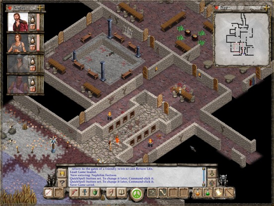 Avernum: Escape From the Pit HD на iPad