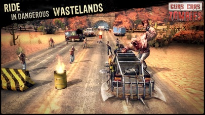 download Guns, Cars and Zombies! appstore review