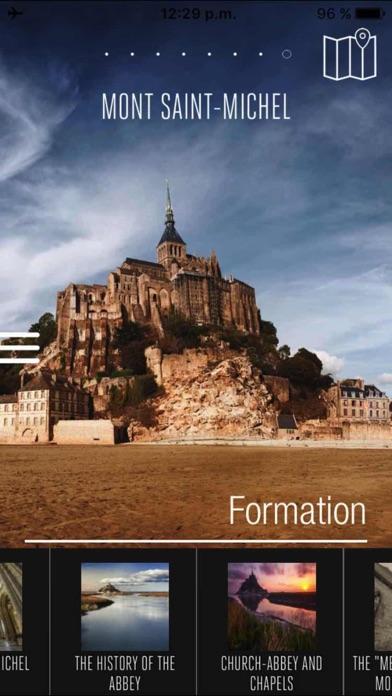 Download Mont Saint-Michel Travel Guide App