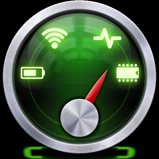 系统进程检测工具 StatsBar - System Monitor For Mac