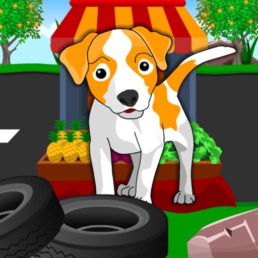 Locked Car Dog Escape iOS App
