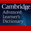 Cambridge Advanced Learner's Dictionary Free