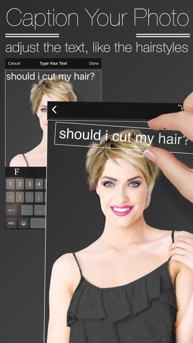 Women's Hairstyles Screenshot 4