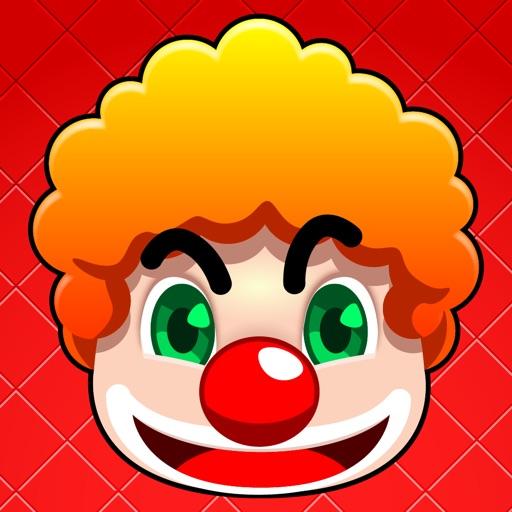 Super Clown Chasing Coins iOS App