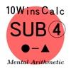 10 Wins Calc - Subtraction4