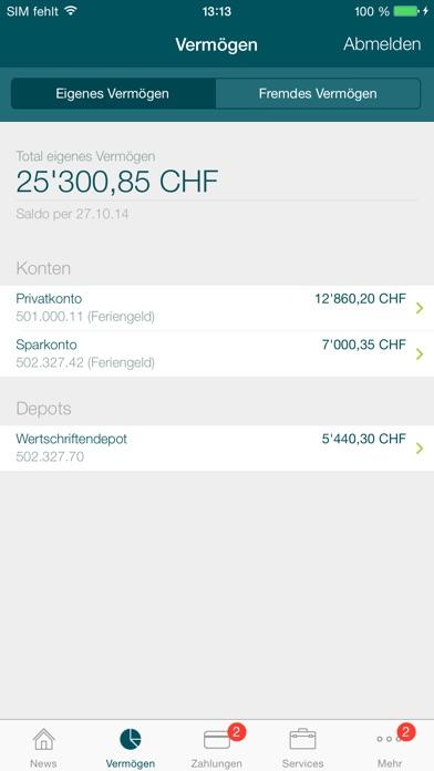 Screenshot von Spar- und Leihkasse Bucheggberg2