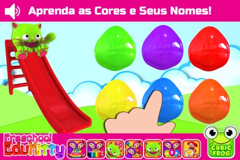 Toddler Educational Learning Games-EduKitty Free screenshot 2