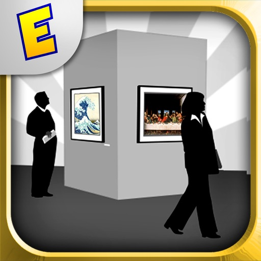 寻找梵高 Art Museum (Match'Em Up History & Geography)