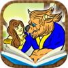 A bela e a fera conto clássico livro & jogos