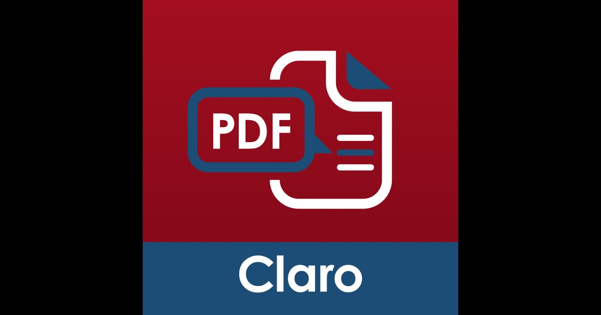 PDF Audio Reader - Read Out Loud PDF Text