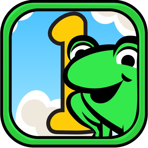 Frog Game 1 - sounds for reading