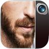 cabina de barba editor de fotos: salón de la barba