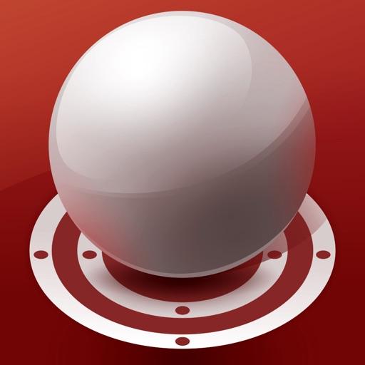 Crazy Paint Ball iOS App