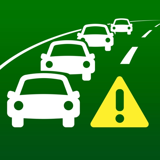 渋滞情報マップ by NAVITIME - 高速道路のリアルタイム交通状況