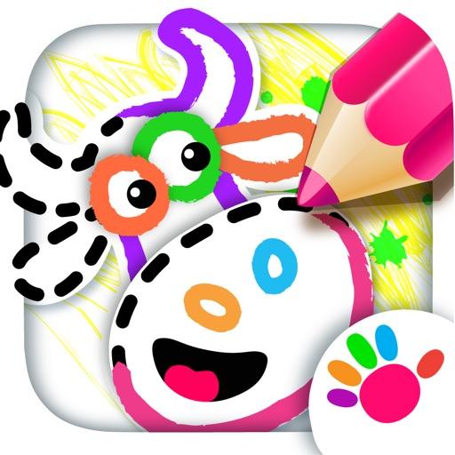 Apprendre a dessiner jeux pour enfants gratuit par bini - Jeux pour dessiner gratuit ...