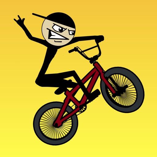 火柴人极限单车 Stickman BMX Free