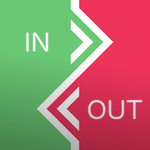 In&Out iOS App