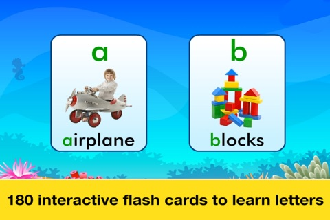 Letter quiz • Alphabet School & ABC Games 4 Kids screenshot 3
