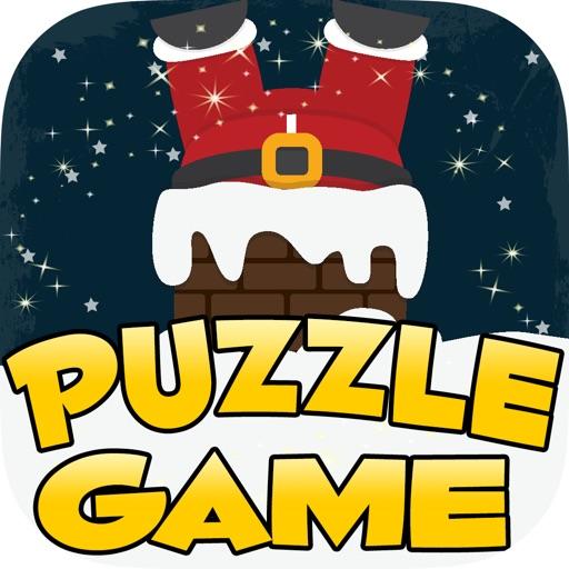 Aaron Santa Claus Puzzle Games iOS App