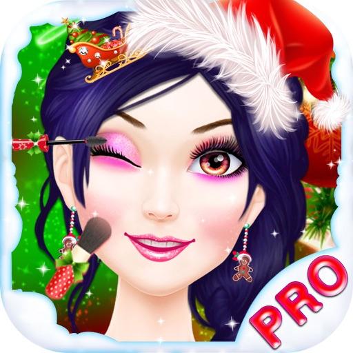 Santa's Princess Salon iOS App