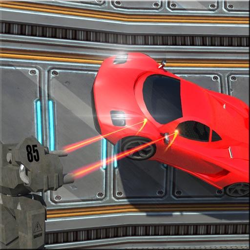 Car vs Robots knock Down 2017 iOS App