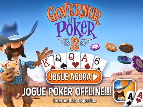 Jogo de poker offline ipad