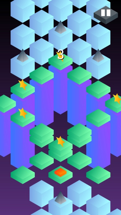 Ice Blocks - Addicting Time Killer Game Screenshot