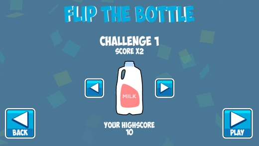 Flip The Bottle Screenshot