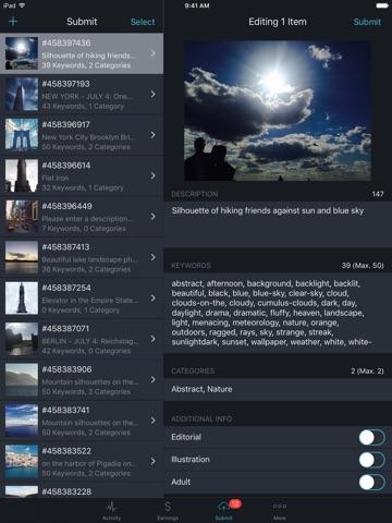 Shutterstock Contributor screenshot 3