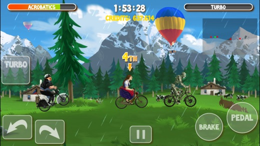 Crazy Bikers 2 Screenshot
