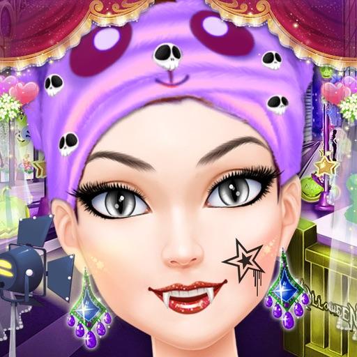 Gothic Halloween Salon iOS App
