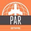 Paris Guía de Viaje con Mapa Offline y Metro
