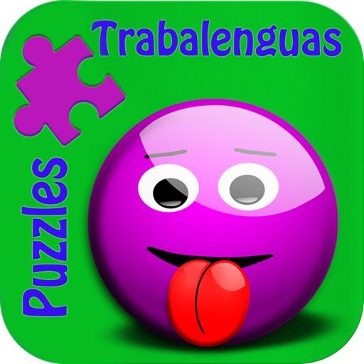 Trabalenguas & Puzzles gratis iOS App